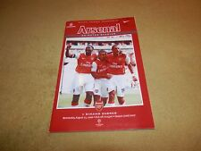 Arsenal v Dinamo Zagreb - Champions League 3rd Qualifying Rd & first at Emirates