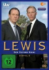 KEVIN WHATELY/+ - LEWIS: DER OXFORD KRIMI, STAFFEL 5 4 DVD SERIE KRIMI NEU