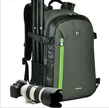 Travel Camera Backpack Rucksack Bag Case For DSLR SLR Canon EOS Nikon Sony Rebel
