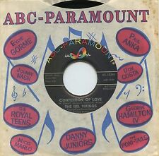 Hear - Rare Northern Soul 45 - The Del Vikings - Confession Of Love - M-