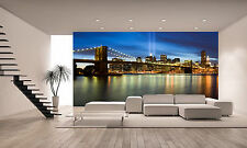 NEW YORK CITY  Wall Mural Photo Wallpaper GIANT DECOR Paper Poster Free Paste