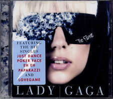 LADY GAGA - THE FAME (POKER FACE / PAPARAZZI)