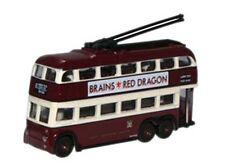 Oxford NQ1005 - Cardiff B.U.T. Trolleybus - Spur N - NEU