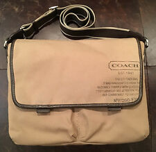 COACH Messenger Bag Mens
