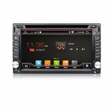 Android 6.0 GPS Navigator Car Radio Stereo CD DVD Player SD Bluetooth for Nissan