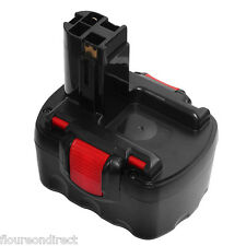 2.0Ah 14.4V BAT038 Batterie Pr Bosch 14.4V GDR GDS GHO GWS 3660CK 2 607 335 533