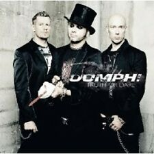 "OOMPH ""TRUTH OR DARE"" CD 16 TRACKS NEU"