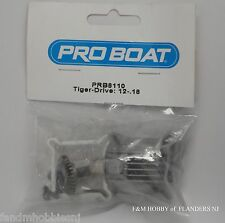 New Tiger Drive for Pro Boat .12 - .18 Nitro Engine RC Models PRB 8110