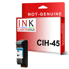 1 Black NON-OEM Ink Replace for Deskjet 720C 722C 815C 820C 820CXI 850C 870CXI