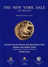 Baldwin's Coin Auction Catalog_The New York Sale XXV_Islamic and Indian Coins