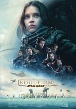 POSTER LOCANDINA STAR WARS ROGUE ONE  RARE