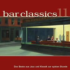 BAR CLASSICS 11 - LEONARD COHEN/CHET BAKER/MAX MUTZKE/CHRIS BOTTI/+  2 CD NEU