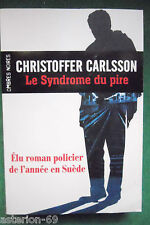 LE SYNDROME DU PIRE CHRISTOFFER CARLSSON POLAR SUEDE GD FORMAT