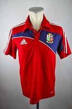 Adidas Rugby Shirt The Lions Jersey Polo South Africa 2009 Size S 34/36