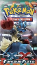 Pokemon Tcg Online XY FuriousFists Booster CODES X 16      Inbox Message Fast.
