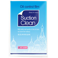 1 pack Clean Clear Oil absorbing sheets Oil Control Film Blotting Paper