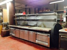 Commercial Stove -  Garland