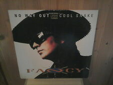 "FANCY FEAT. LATOYA TURNER no way out 12"" MAXI 45T"