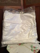 "NEW Sealed 26""x 26"" Euro Square Pillow Insert 100% FEATHER / 50% DOWN"