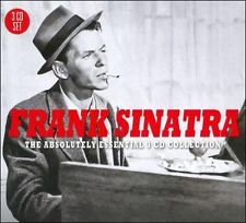 NEW The Absolutely Essential 3 Cd Collection [digipak] by Frank Sinatra CD (CD)