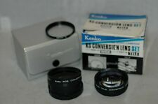 KENKO WIDE/TELE  CONVERSION LENS SET .