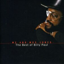 Me & Mr. Jones-Best Of Billy P - Billy Paul (1999, CD NIEUW)