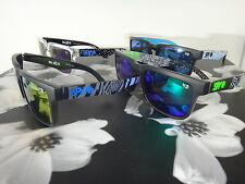 3 Mens Sunglasses Block Sun Sport Spy + Helm spy sunglasses men ken block #358