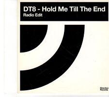 (EY764) DT8, Hold Me Till The End - 2007 DJ CD