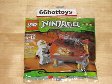 LEGO NINJAGO 30086 Zane ZX Hidden Golden Sword NEW