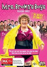 Mrs. Brown's Boys : Series 3 (DVD, 2013, 2-Disc Set)