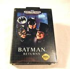 NEW SEALED Batman Returns Sega Genesis Video Game NICE RARE System 1992