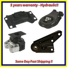 04-09 fits Mazda 3 2.0L/ 04-09 Mazda 3 2.3L Engine Motor & Trans. Mount Set 4PCS