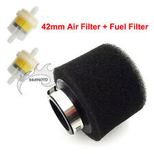 42mm Air Filter Chinese 125cc 140cc Dirt Pit Bike ATV 150cc GY6 Scooter Moped