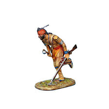 First Legion: AWI086 Woodland Indian Running with Malice and Musket