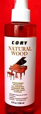 Piano Cory Care Natural Wood Polish 8 oz
