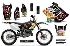 Suzuki RM 125/250 Graphics Kit AMR Racing Bike Decal  Sticker Part 01-09 VBB