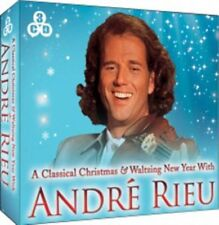 A Classical Christmas & Waltzing New Year - ANDRE RIEU - Silent Night - 3 x CDs
