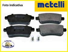Kit 4 pastiglie freno Ant. METELLI 22-0321-0 FIAT DOBLO CARGO 1.3 D MULTIJET
