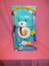 TALKING THANKS A LOT CARE BEAR WITH DVD