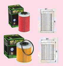 HF155 & HF157 Oil filter set  for KTM 625 625SXC              2002 to 2005