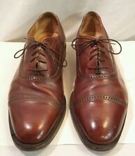 Bragano Cole Haan Cap toe Oxfords Made In Italy 5864  10 1/2 D