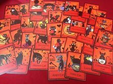 Black Cat Fortune Telling cards (tarot, oracle, psychic, lenormand)