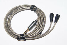 Silver Plated Cable for IE80 Replacement Cable