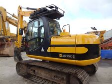 JCB JS130lc MINI ESCAVATORE COMPLETO DECALCOMANIA CON SAFTY SPIA