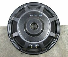 "EV Electro Voice DL15W Low-Frequency Speaker 15"" Woofer 400W 815-1197-9803"