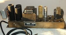 Vintage Gulbransen Mono Tube Amplifier  Working   Needs Tubes