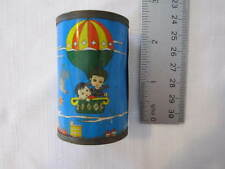 VINTAGE MINIATURE TIN TOY KALEIDOSCOPE HOT AIR BALLOONS JAPAN