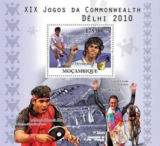 MOZAMBIQUE COMMONWEALTH GAMES INDIA TABLE TENNIS CYCLING LAWN TENNIS  MOZ10408u