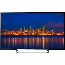 "Sony BRAVIA KDL-50R550A 50"" Smart 3D HDTV 1080p with Glasses HDMI USB WiFi Apps"