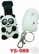 Child Guard Electronic Safety Leash Alarm + Lost Child Identification ID Kit